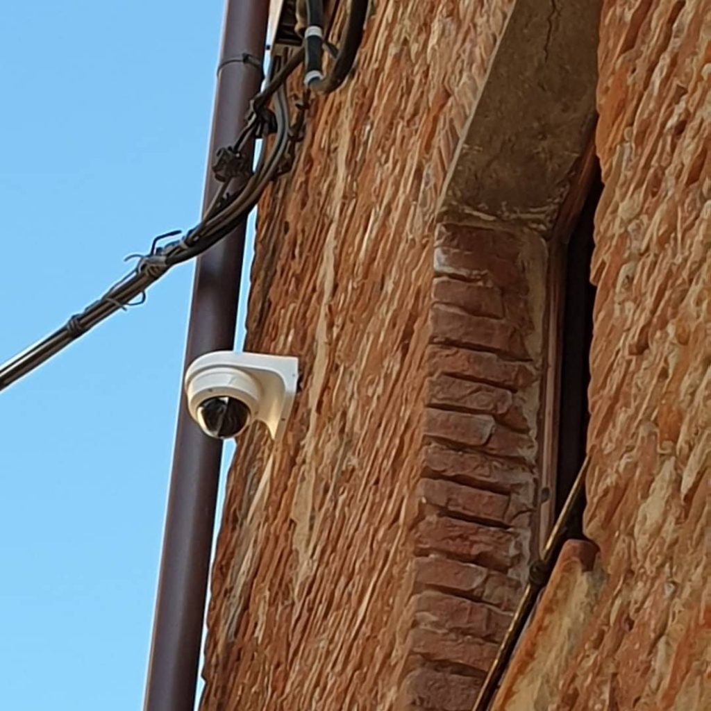 Telecamera da esterno